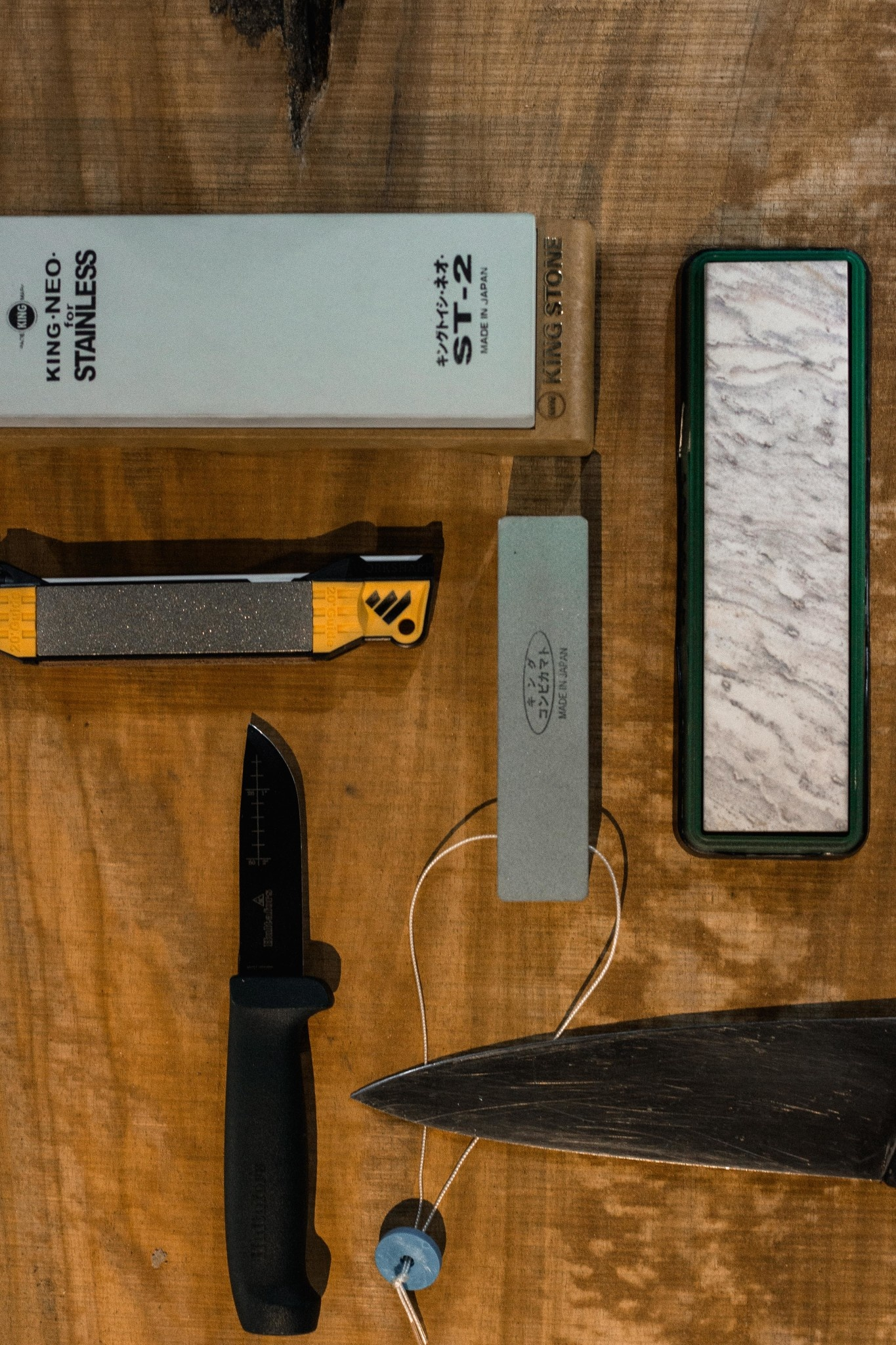 JANUARY KNIFE SHARPENING COURSE