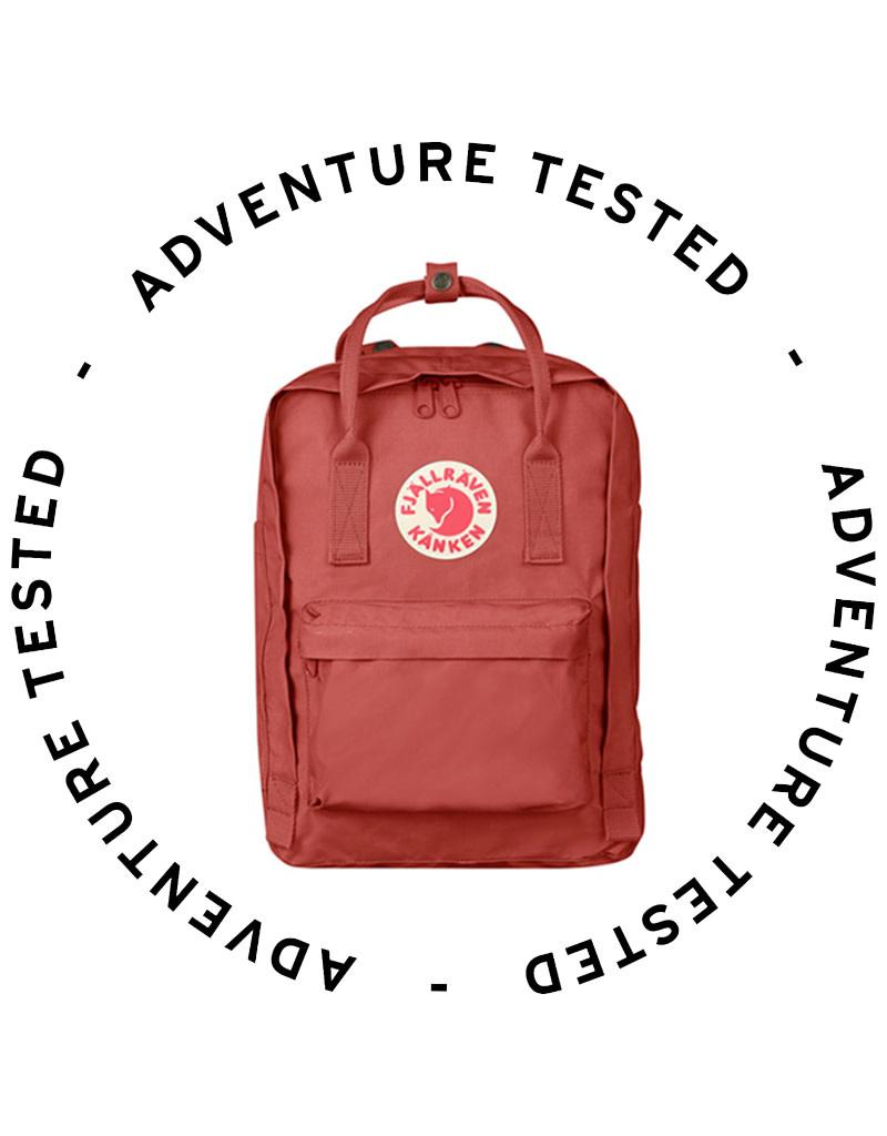 Fjallraven Kanken Laptop 13' Dahlia - Adventure Tested