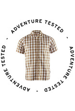 Fjallraven Singi Shirt SS M Savanna - Adventure Tested