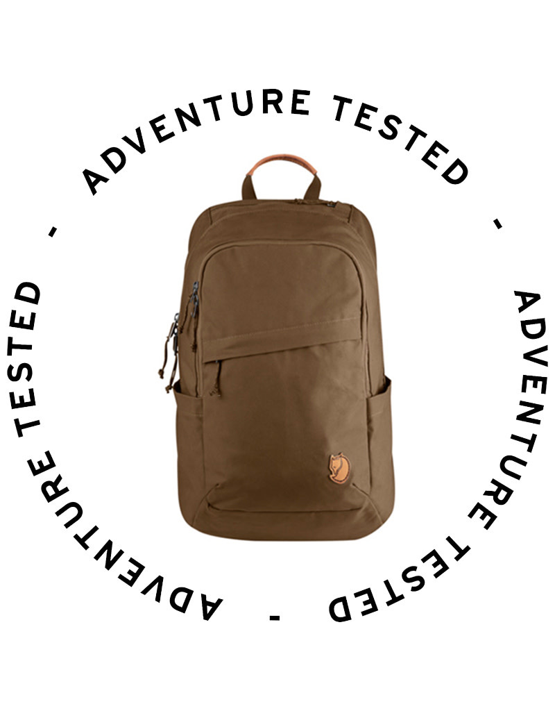 Fjallraven Raven 20 Dark Sand - Adventure Tested