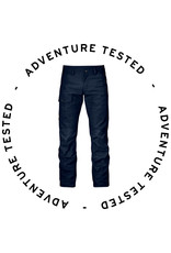 Fjallraven Nils Trousers M  Dark Navy  48 - Adventure Tested