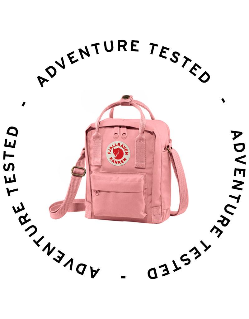 Fjallraven Kanken Sling  Pink - Adventure Tested