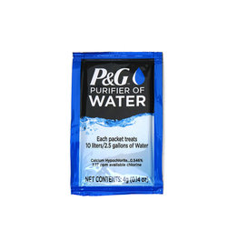 P&G Purifier of Water Single Sachets for 10 Liters