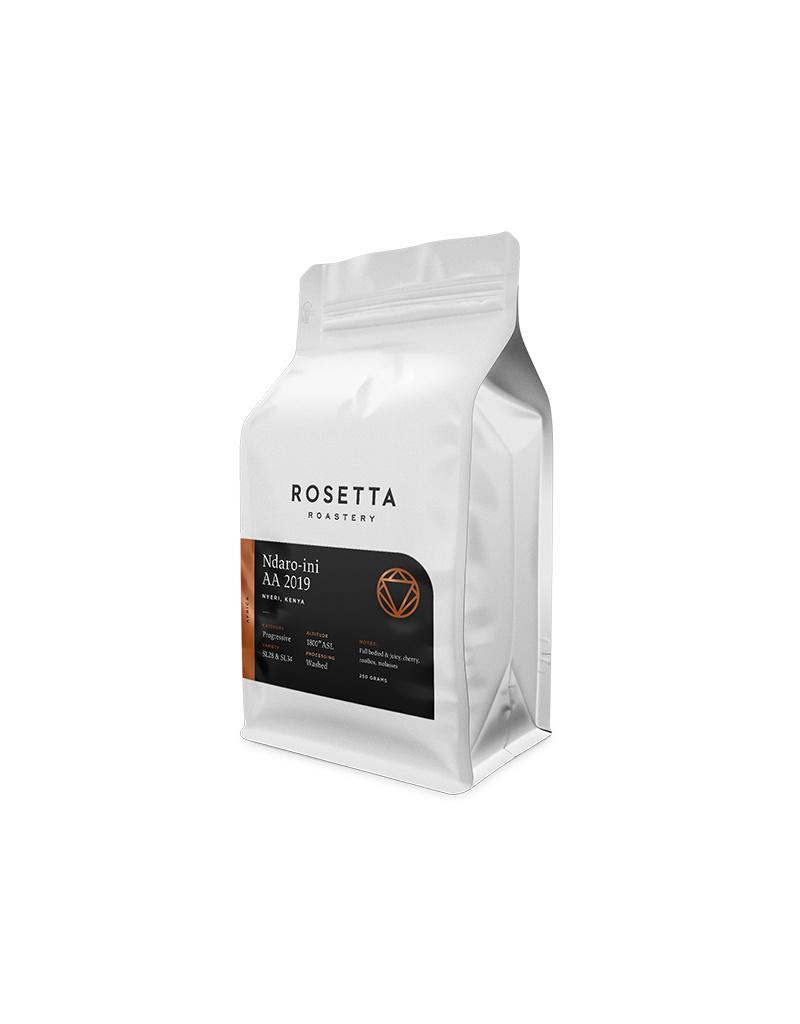 Rosetta Roastery Ndaroini AA, Kenya