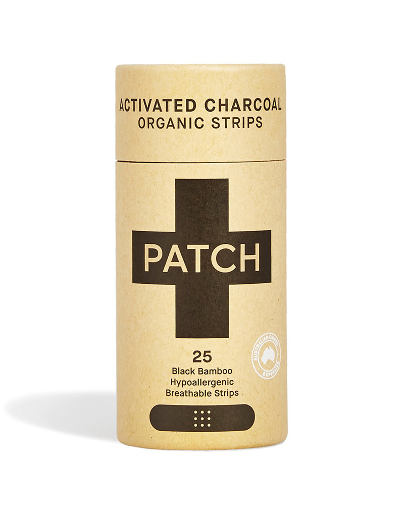 Patch Activated Charcoal Strips SRT