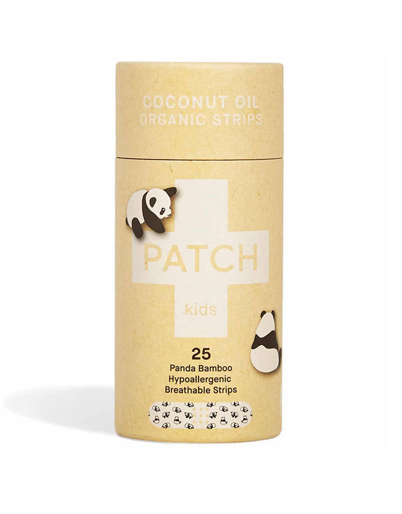 Patch Activated Coconut Oil Strips SRT