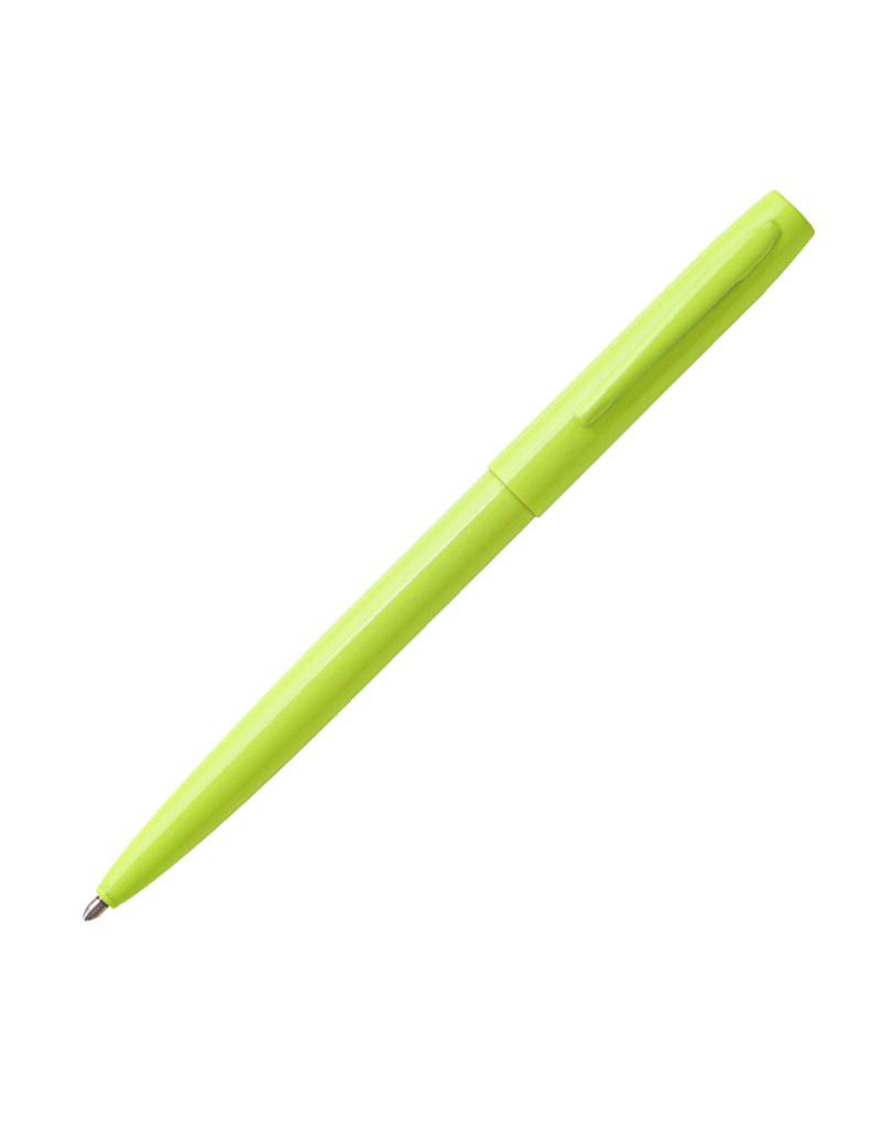 Fisher Space Pen Co. Action Retractable Ballpoint Pen - Trademan Yellow M4TMY