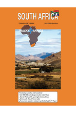 Tracks 4 Africa South Africa Paper Map 2nd edition
