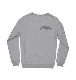 Frontier Provisions Classic Logo Mens Sweater M