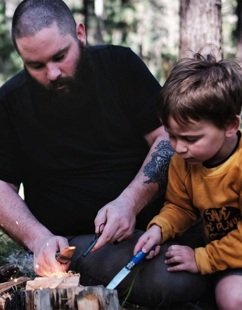 FATHER'S DAY CAMP OUT EXPERIENCE