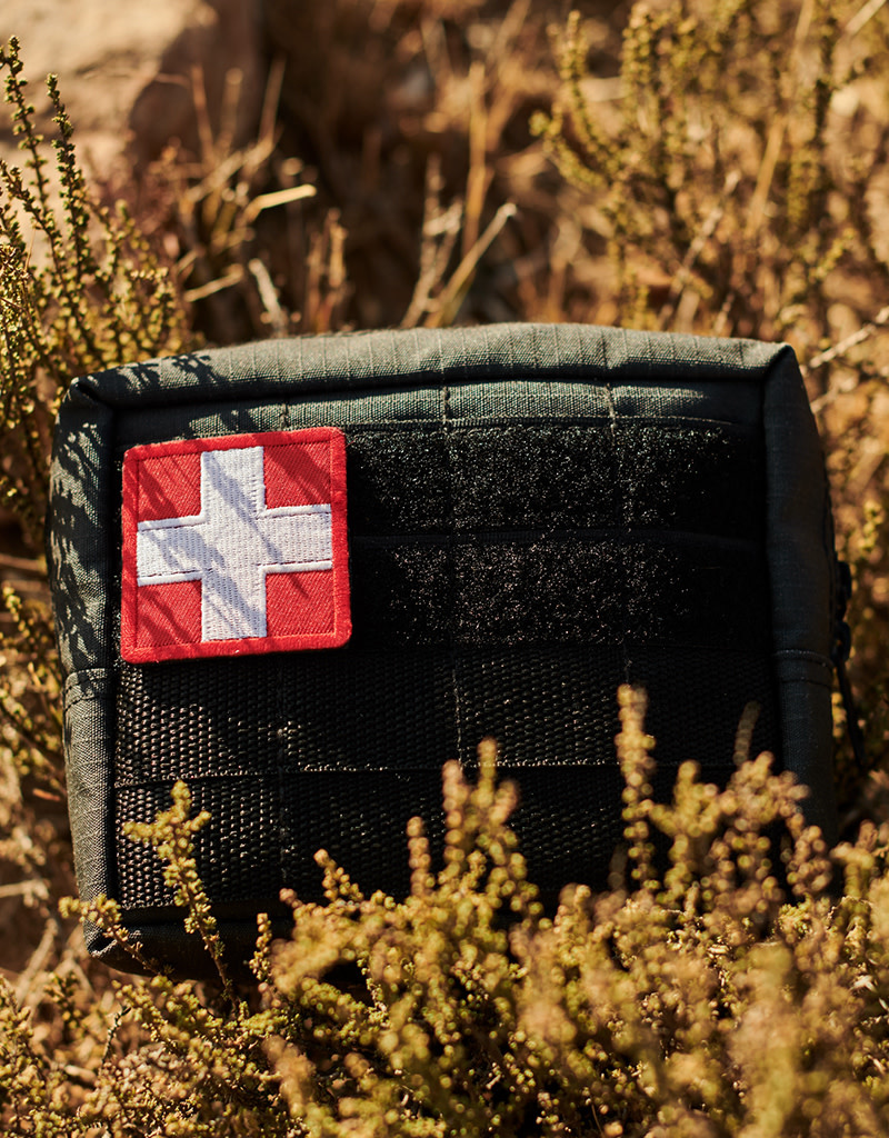 JULY TACTICAL FIRST AID KIT & COURSE