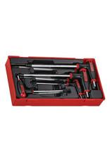 Teng Tools 7PC T-Handle Hex Set AF
