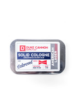 Duke Cannon American Lager - Solid Cologne - Budweiser