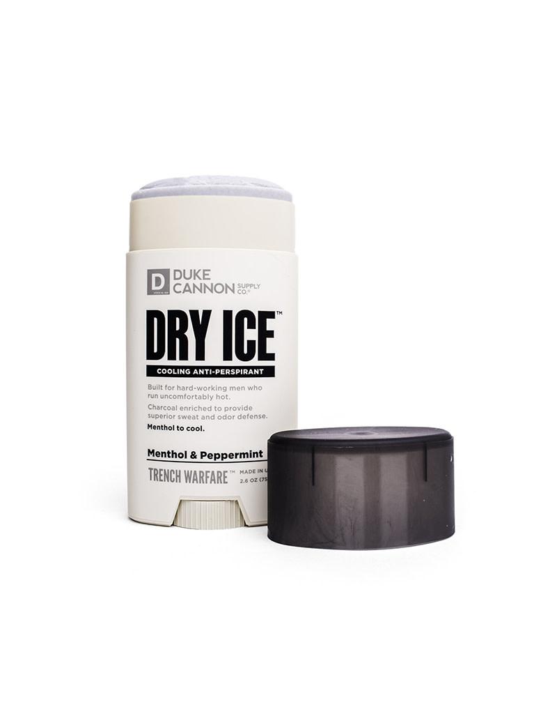 Duke Cannon Dry Ice Antiperspirant Eucalyptus Peppermint Deodorant