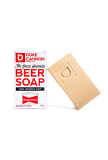 Duke Cannon Great American Beer Soap - Budweiser
