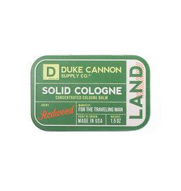 Duke Cannon Solid Cologne - Land