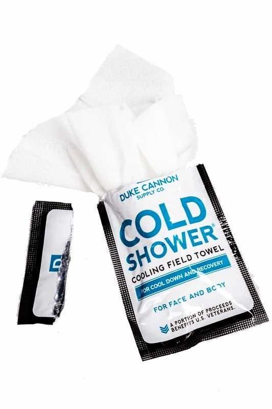 Duke Cannon Cold Shower Towel Single Pack