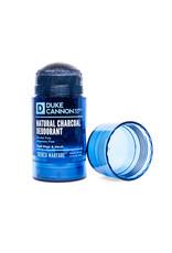 Duke Cannon Trench Warfare Natural Charcoal Deodorant Fresh Water & Neroli
