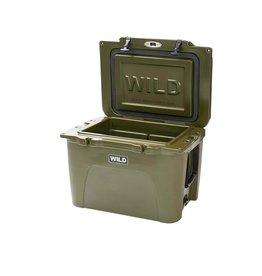 Wild Coolers 40lt- Camo Green