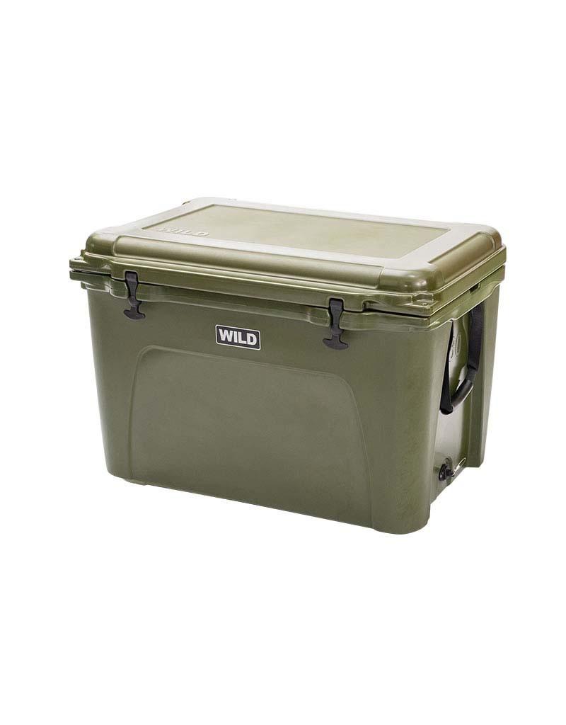 Wild Coolers 80lt- Camo Green