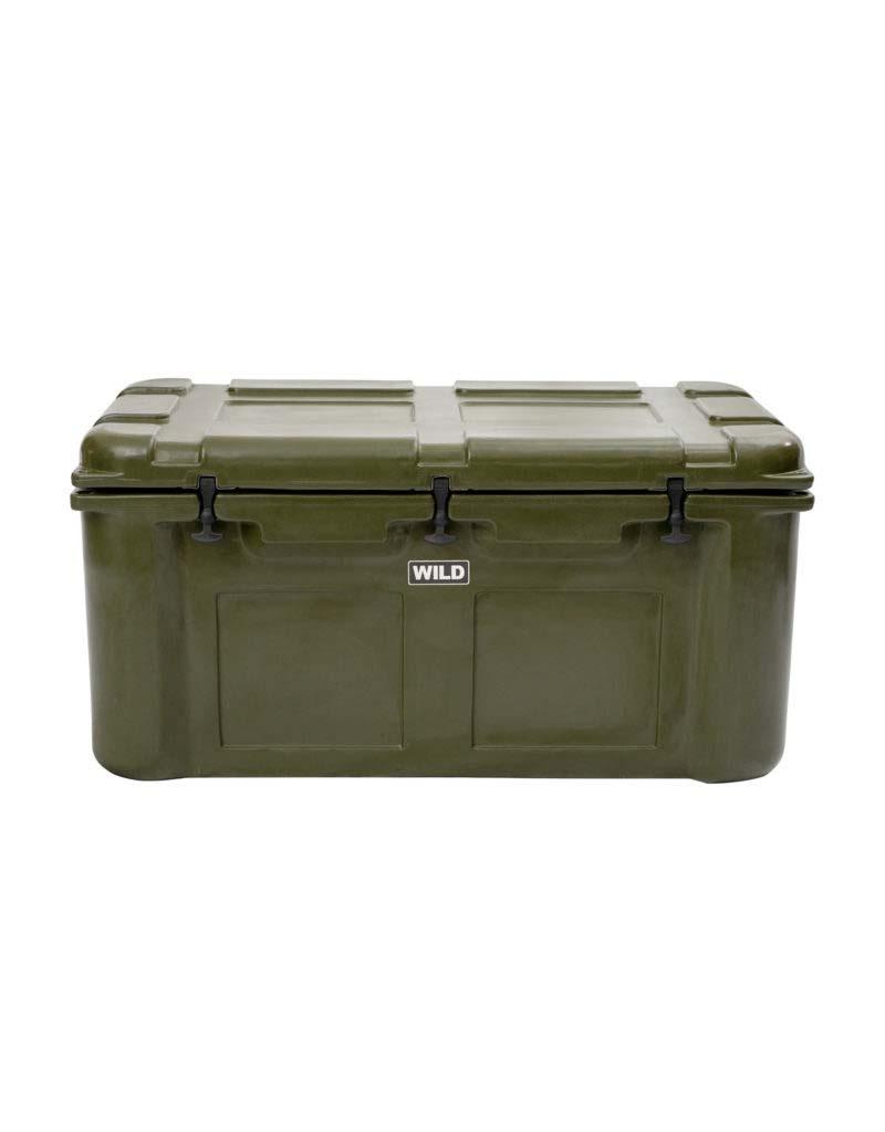 Wild Coolers 140lt- Camo Green