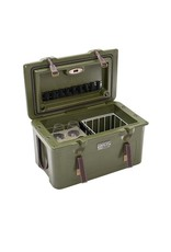 Wild Coolers Bush Box 45lt - Premium- Camo Green