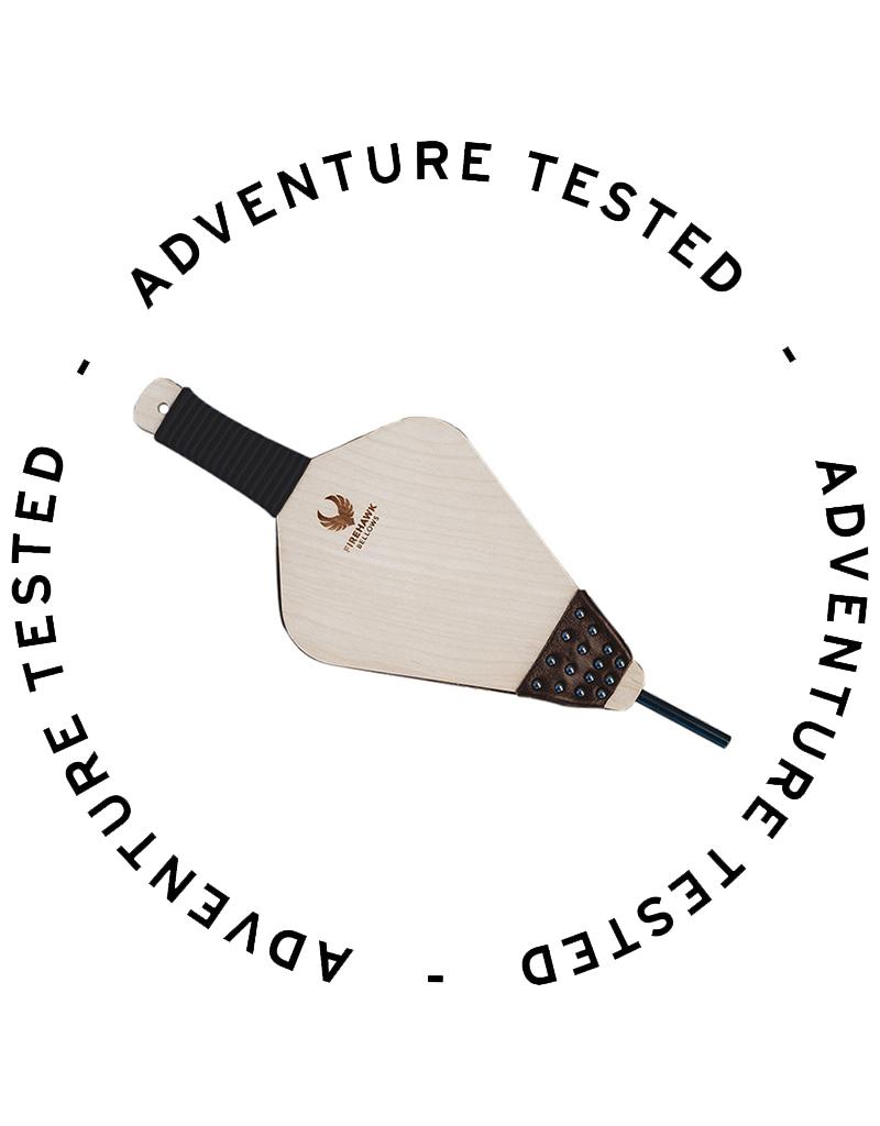 Adventure Tested - Premium Arrow Black Large