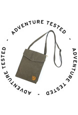 Adventure Tested Adventure Tested - Fjallraven Pocket Dark Olive