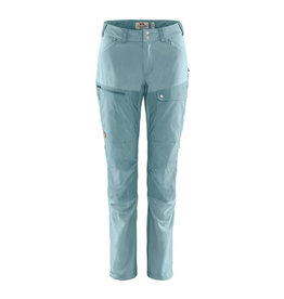 Abisko Midsummer Trs W Reg Mineral Blue-Clay Blue