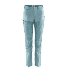 Fjallraven Abisko Midsummer Trs W Reg Mineral Blue-Clay Blue