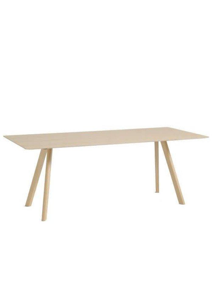 CPH 30 Table Oak Matt Lacquer 250x90x74