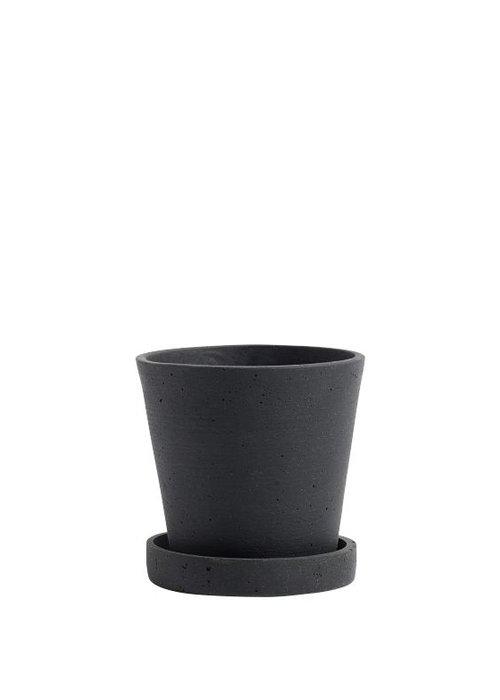 HAY Flowerpot XXXL Black
