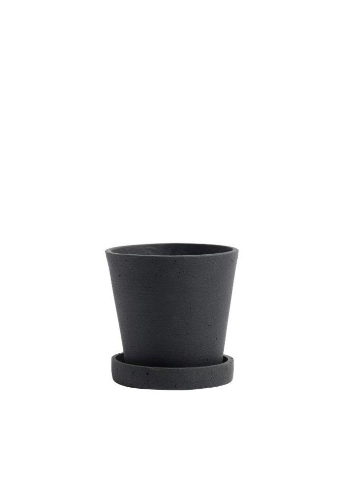 Flowerpot XXXL Black