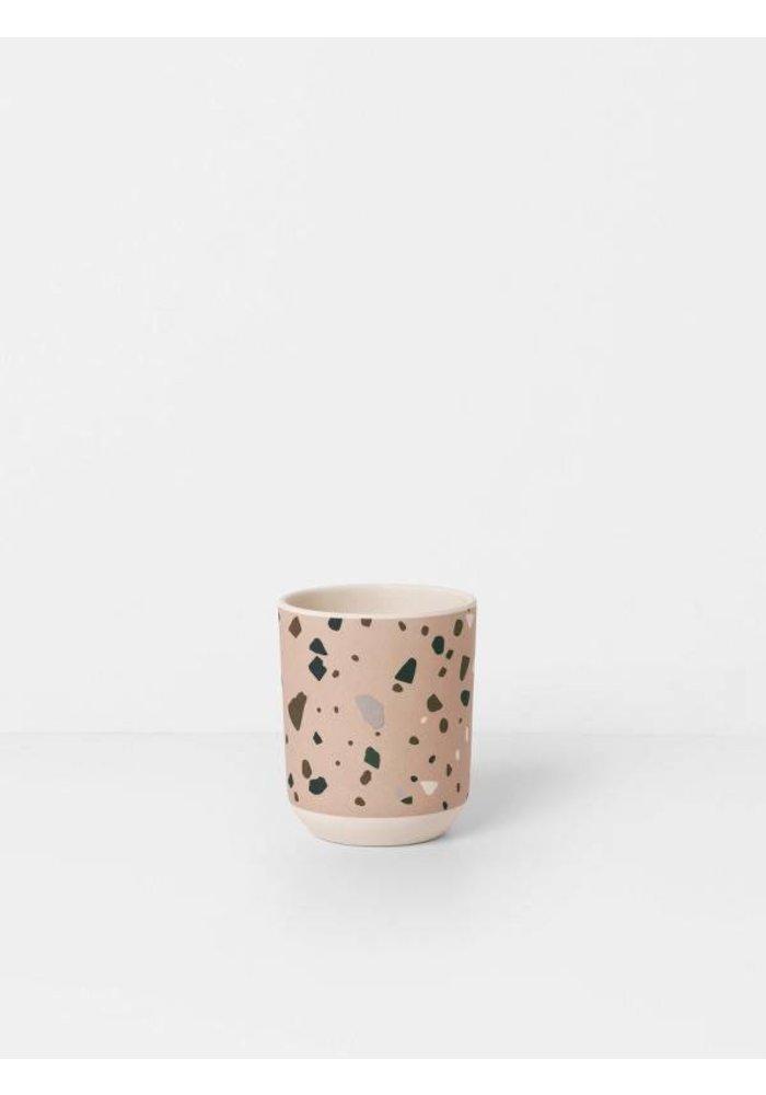 Bamboo Cup Terrazzo