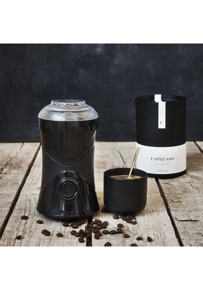 Coffee Grinder Matte Black