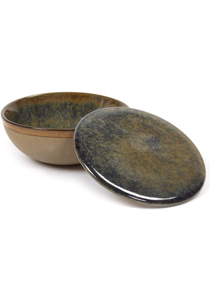 Surface Bowl+Deksel