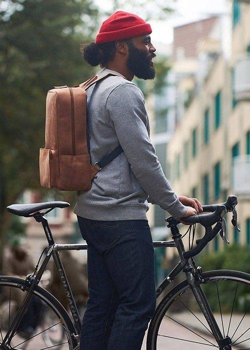 O My Bag John Backpack Maxi