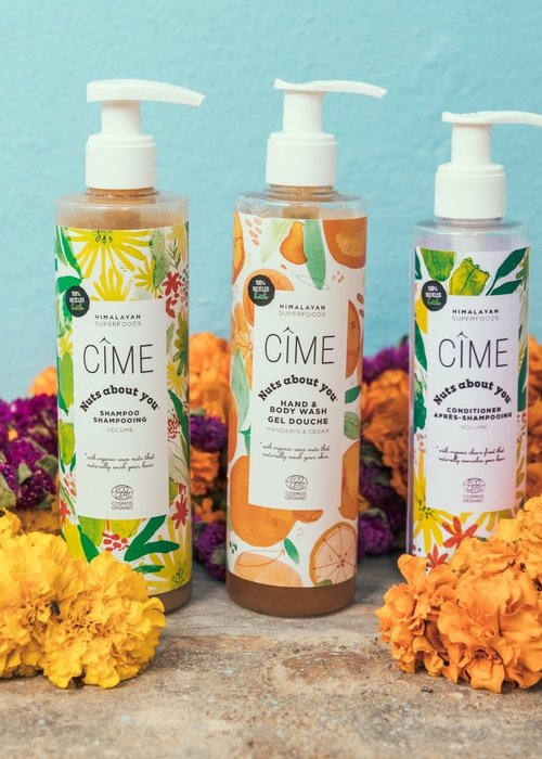 Cîme Nuts About You Hand & Body Wash