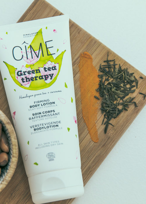 Cîme Green Tea Therapy - Bodylotion
