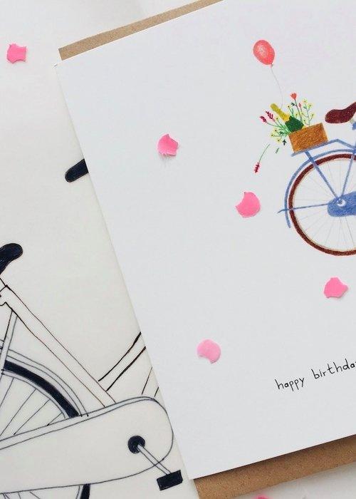 Pink Cloud Studio Wishcard