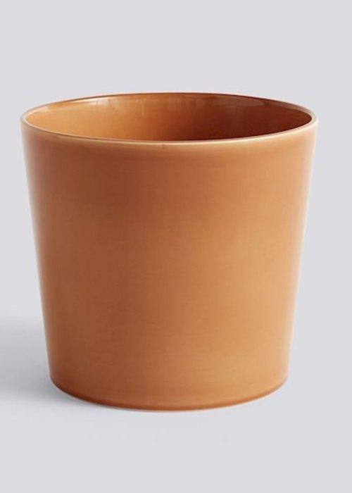 HAY Botanical Family Pot XL Caramel