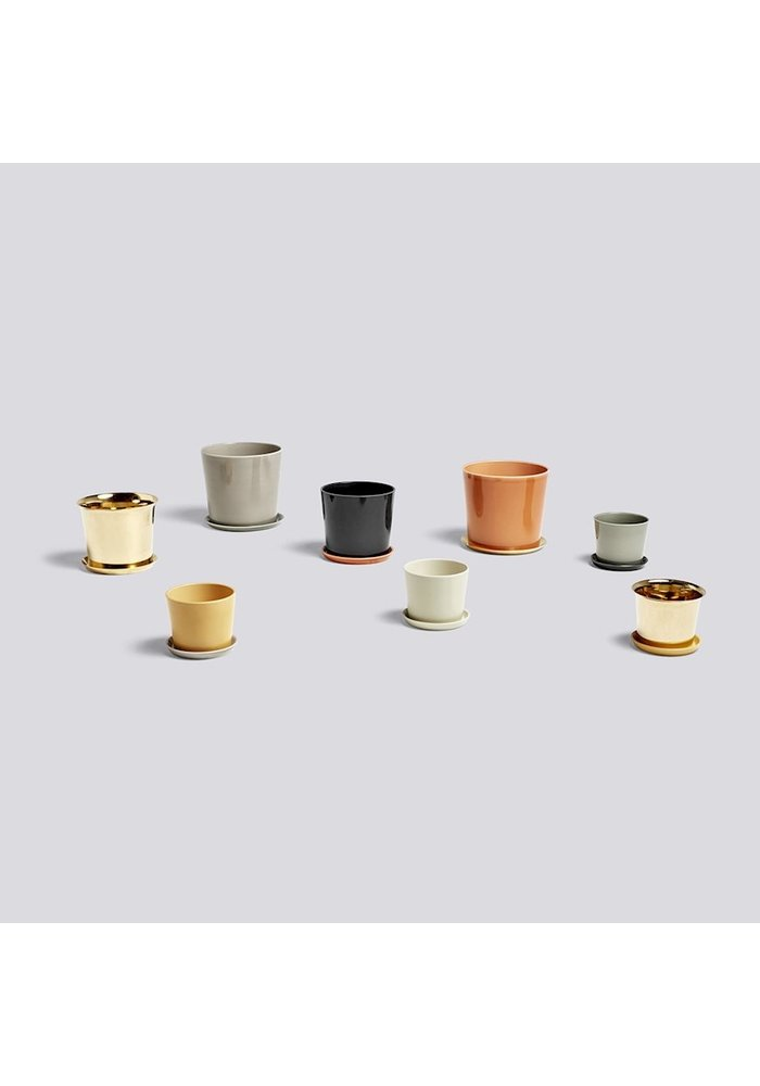 Botanical Family Pot XL Caramel