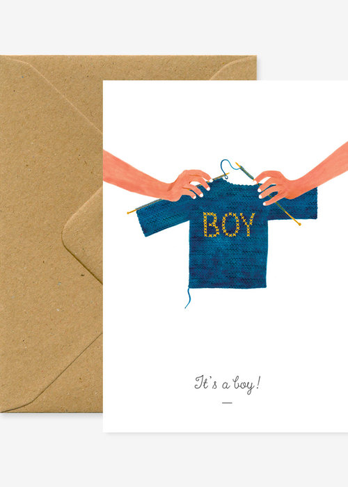 All the ways to say It's a boy