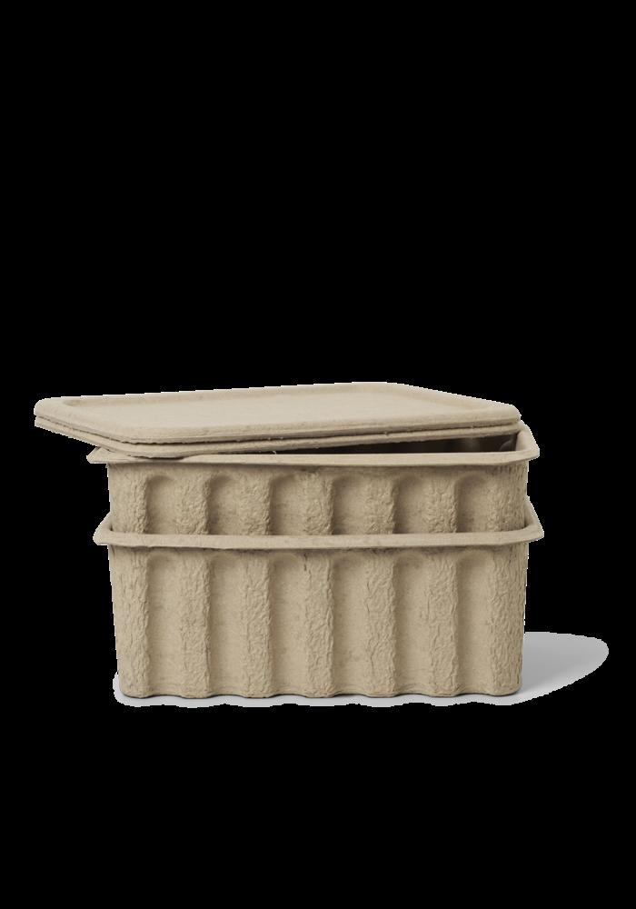 Paper Pulp Box