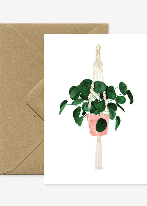 All the ways to say Pilea Card
