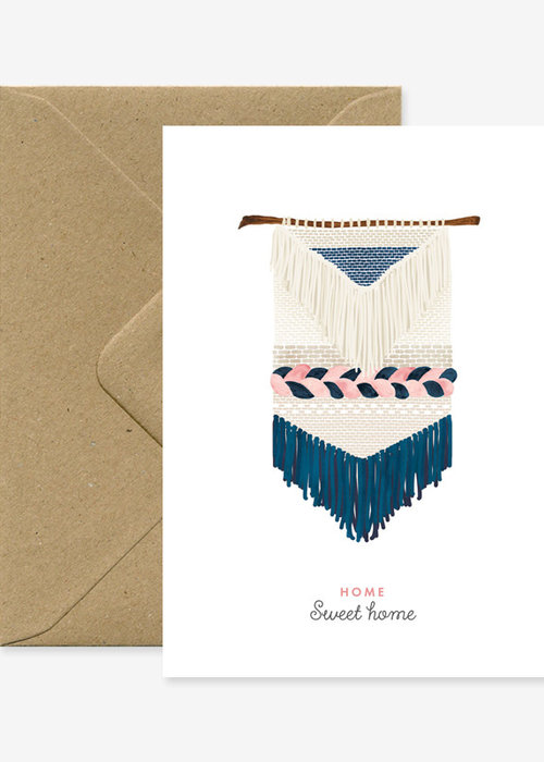 All the ways to say Macrame Home Sweet Home
