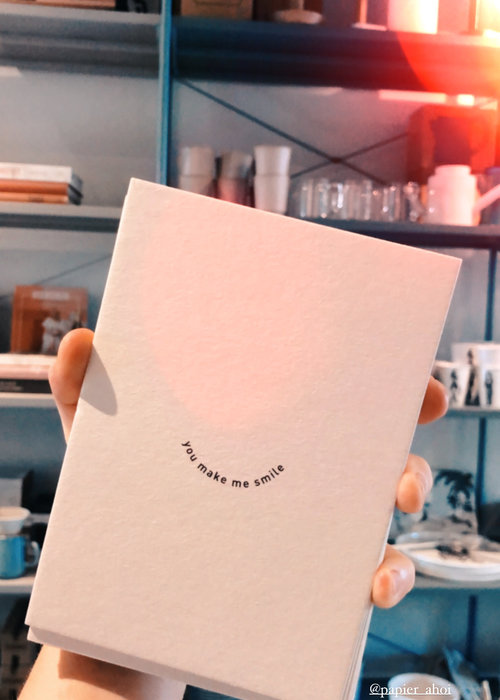 Papier Ahoi Papier Ahoi Wishcard