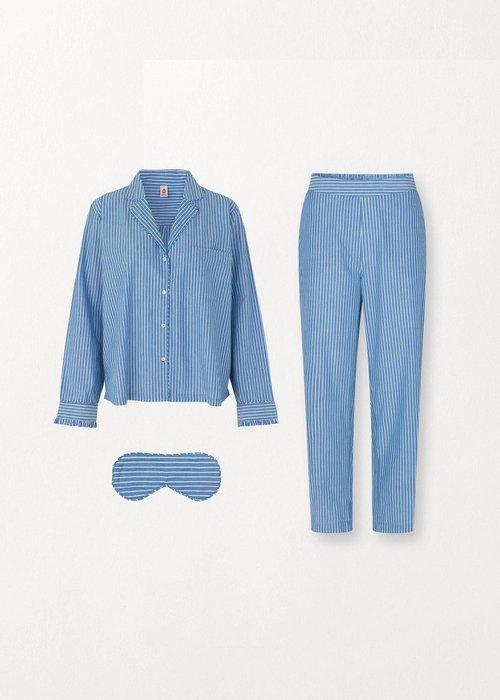 Beck Söndergaard Pyjamas Giftset Light Blue