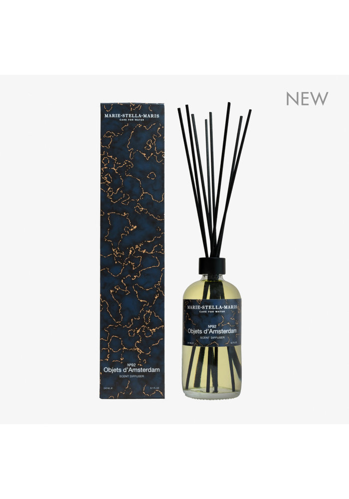Scent Diffuser Limited Edition 240ml Objets d'Amsterdam
