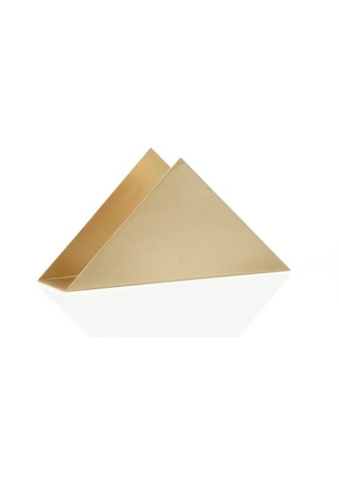 Brass Triangle Stand